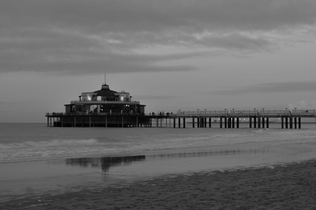 Belgian coast
