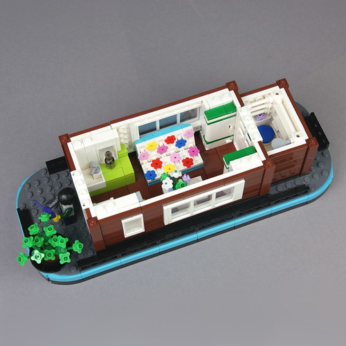 Canal Boats | by Palixa And The Bricks