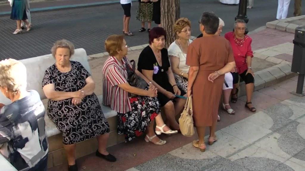 ElCristo - Videos - Petrer TV - (2013-07-07) - Procesión Subida
