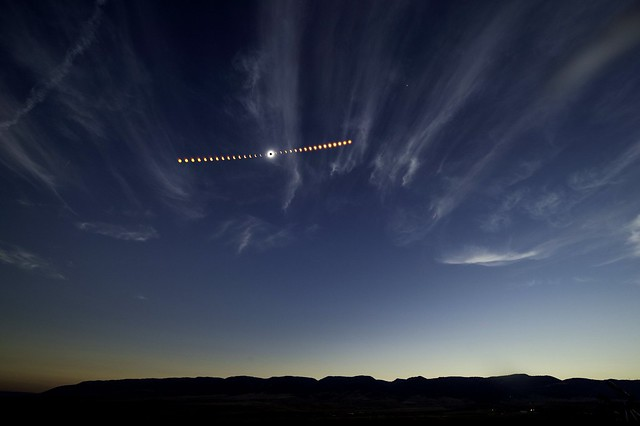 Solar Eclipse 2017- Casper, Wyoming