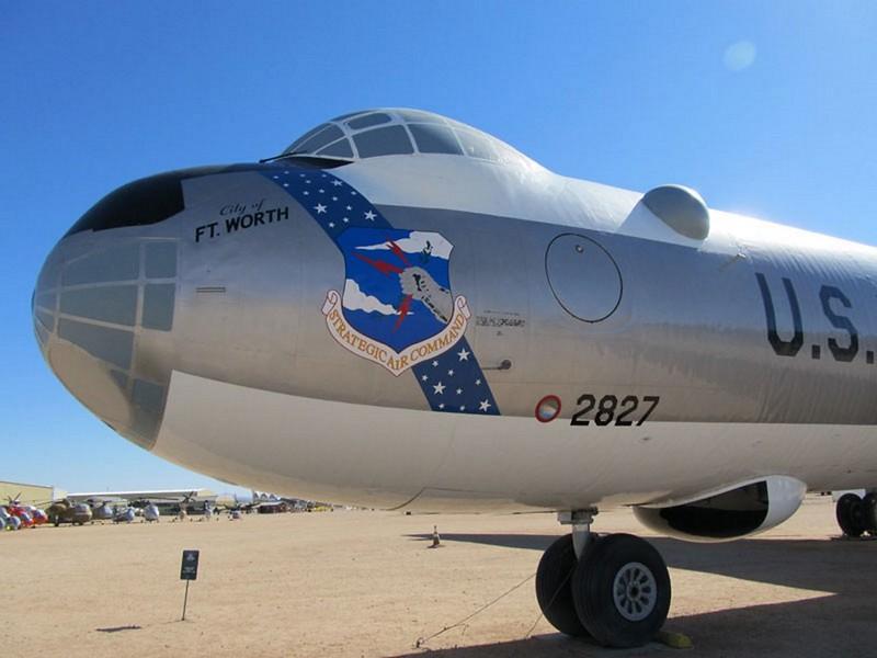 康维耶 B-36J 和平缔造者 5