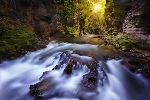 Canyon Flow | by artjom83