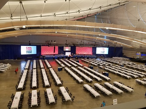 CWA Convention | NABET Local 25