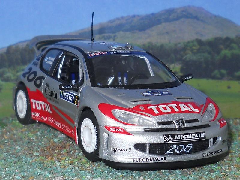 Peugeot 206 WRC – Finlandia 2002