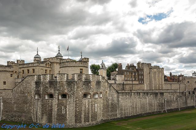 Londen - Tower -6396