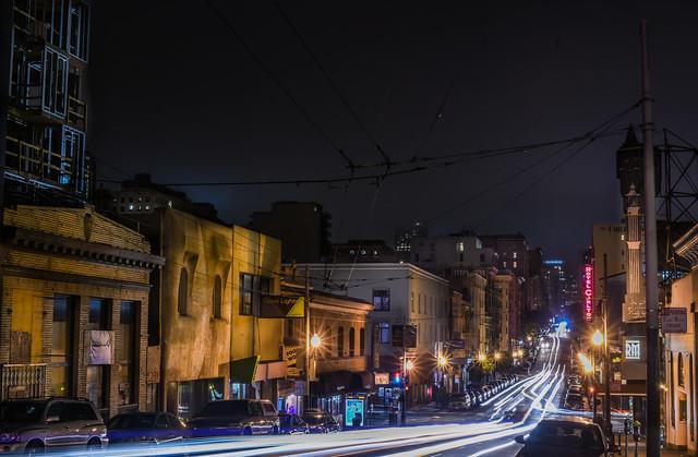 friday night sutter street