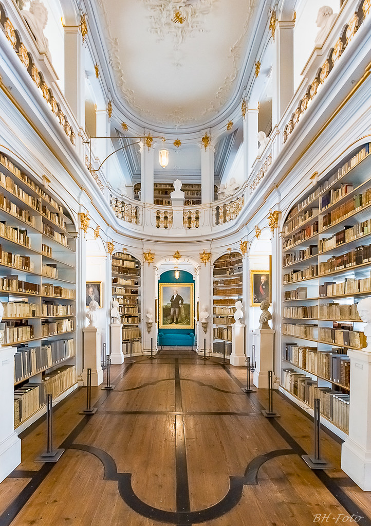 Anna Amalia Bibliothek Eintrittskarten