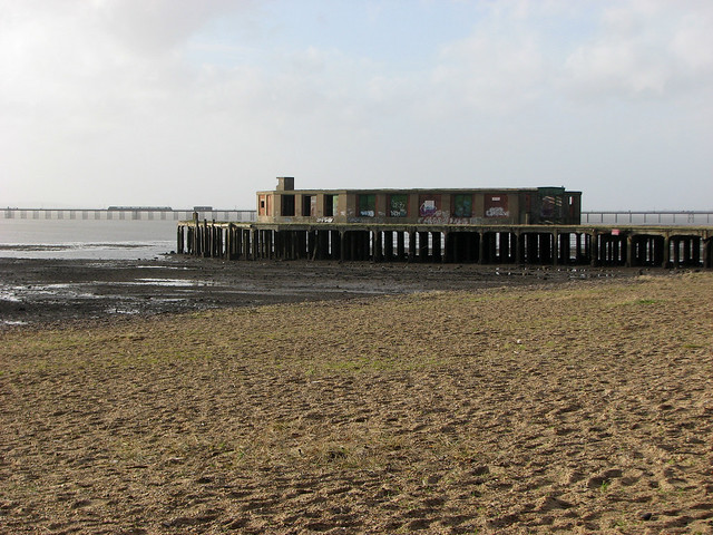 Southend Corporation loading pier
