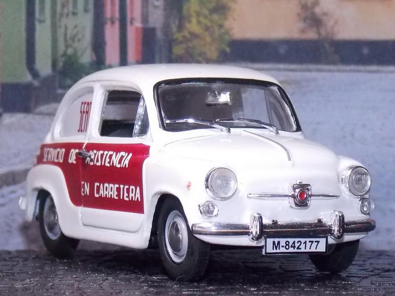Seat 600 E Comercial - 1970