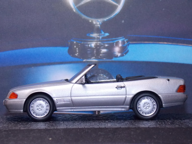 Mercedes Benz 500 SL - 1989