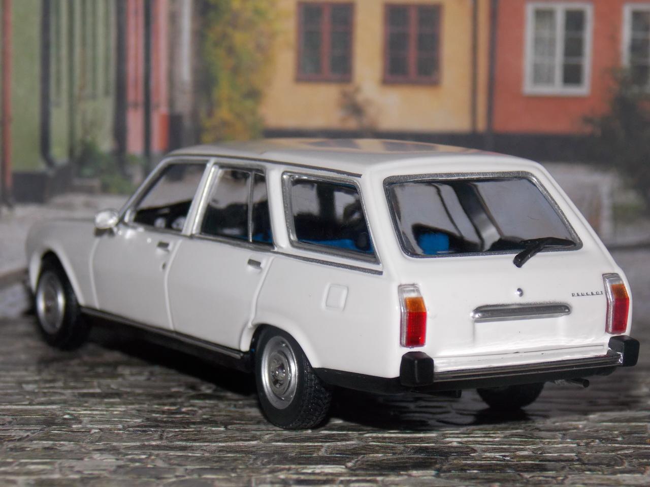 Peugeot 504 Break - 1975