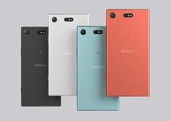 10_Xperia_XZ1 Compact_lineupTradition_4colours