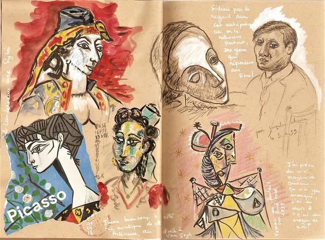 Picasso à Landerneau