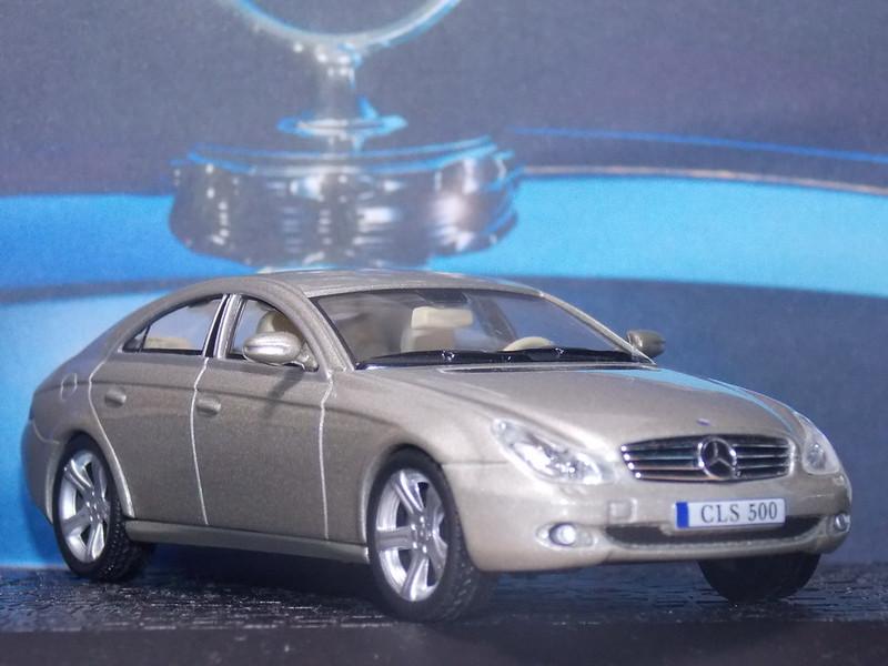 Mercedes Benz CLS 500 - 2004