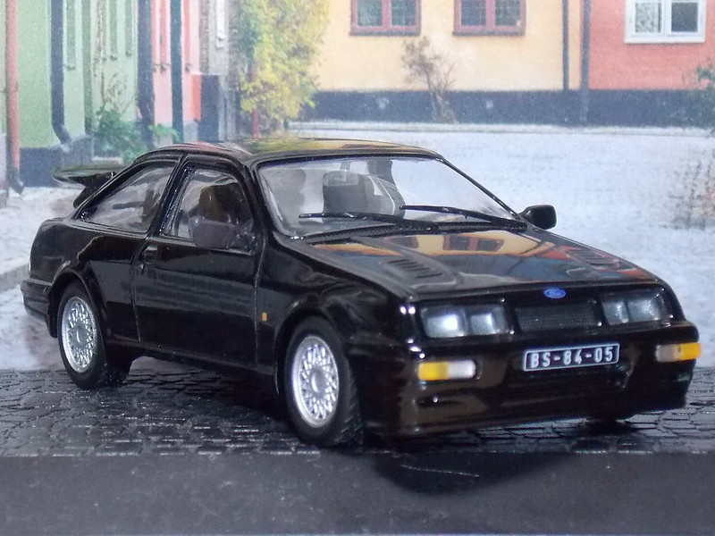 Ford Sierra RS Cosworth – 1987