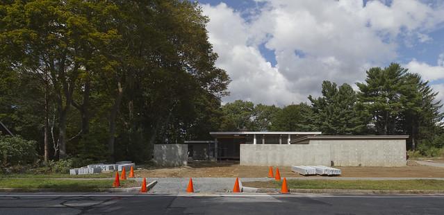 Prospect St House Construction; Wakefield, MA (2017)