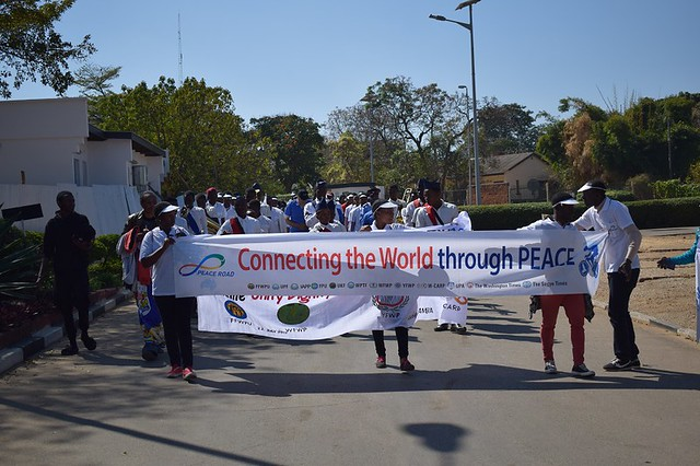 Zambia-2017-07-22-'Peace Road' March Is Held for 'Zambia's Pride'