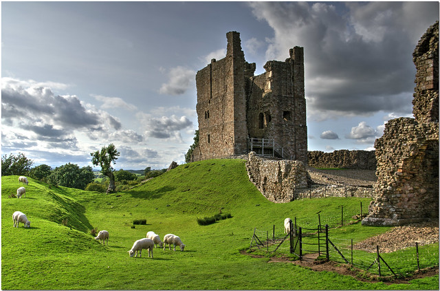 Brough Castle, Westmorland