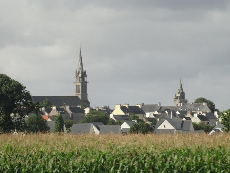 Commune bretonne