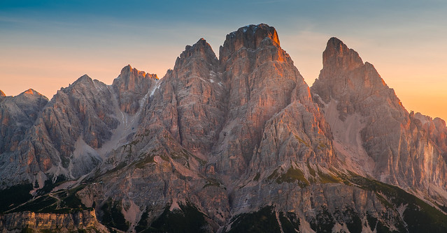 Dolomites Light