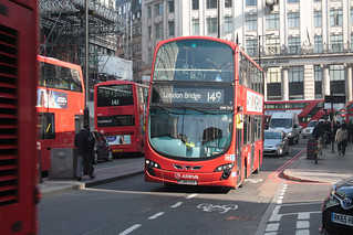 Arriva London DW312 LJ10CUX | by peterolding