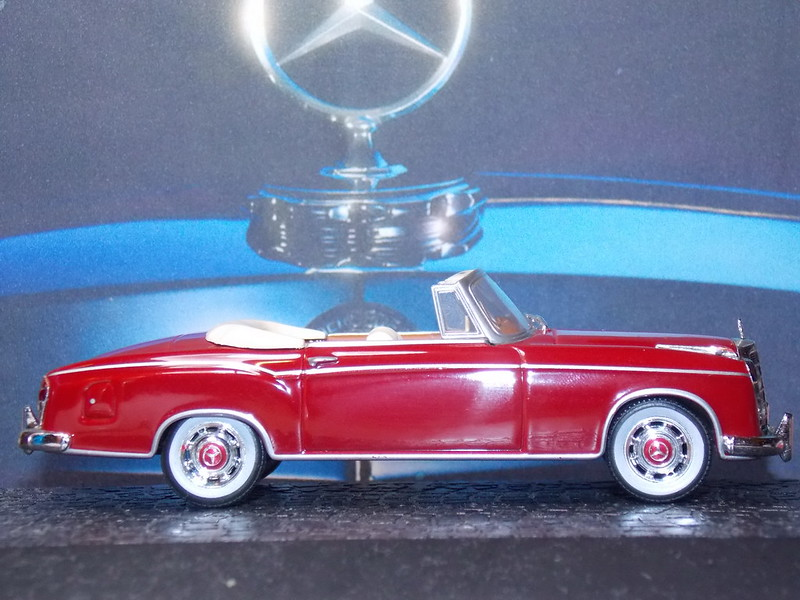 Mercedes Benz 220 SE Convertible – 1958