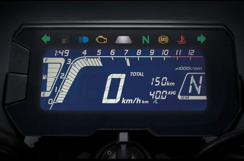 Honda-CB150R-EXMOTION-Speedometer