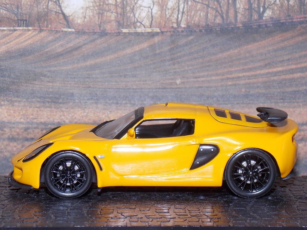 Lotus Exige - 2004