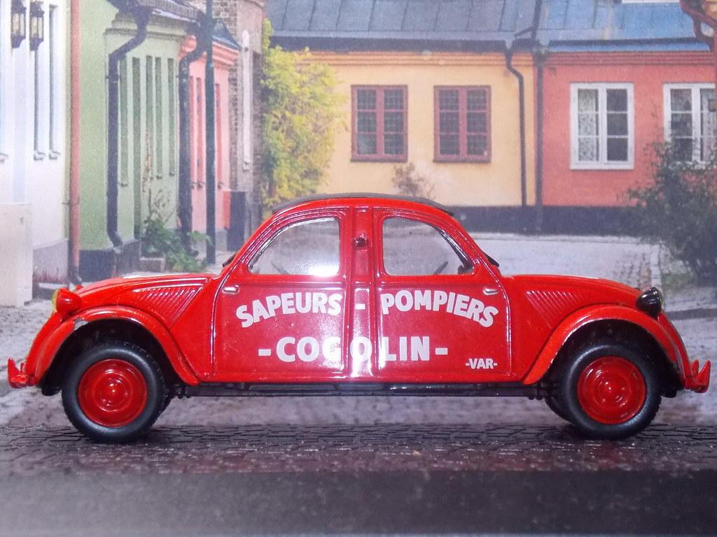 Citroën 2CV Cogolin – 1952