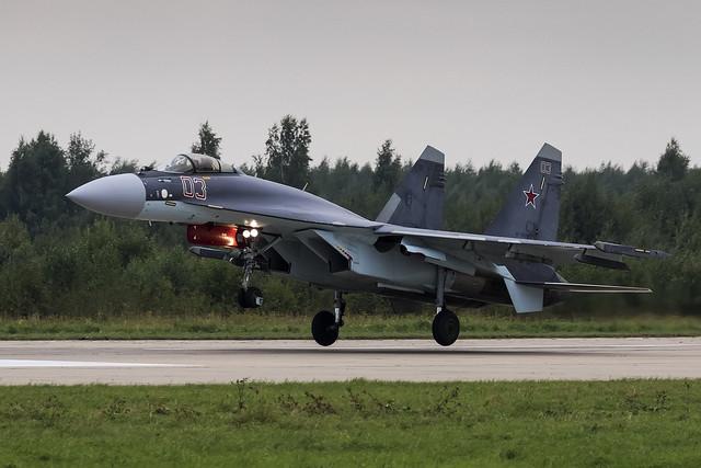 Sukhoi Su-35S - 48