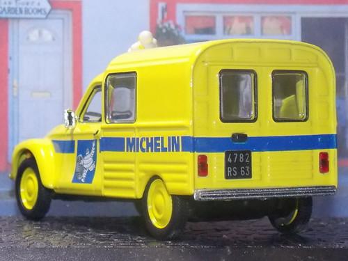 Citroën Acadiane – Michelin