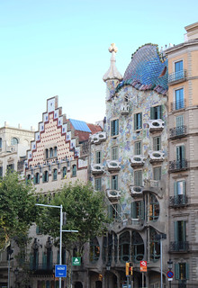 casa batllo barcelona | by blondgarden