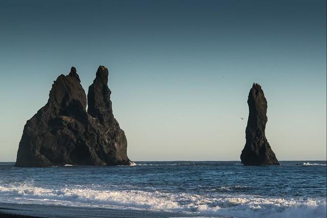 Islande, Vik, plage, 6