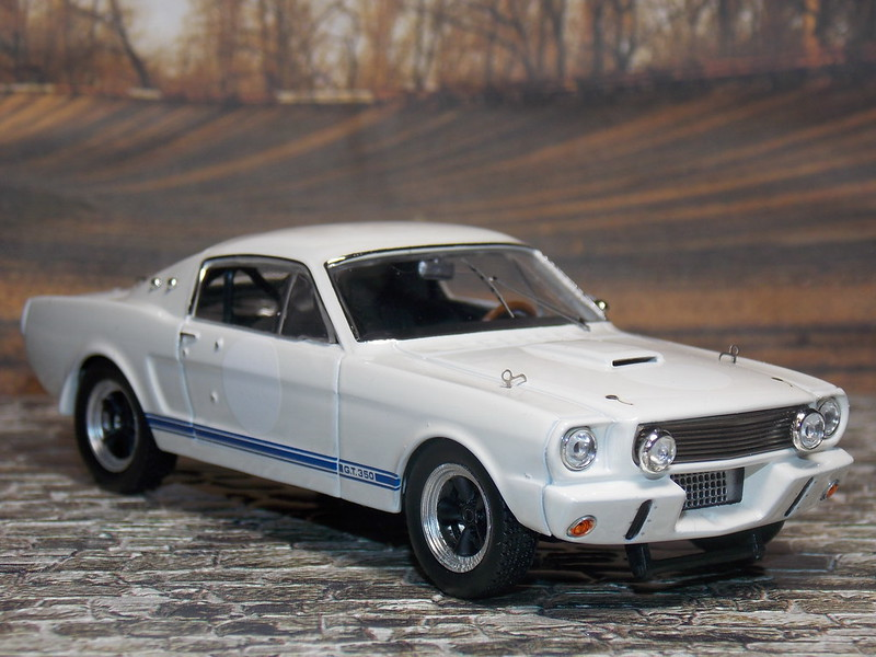 Shelby Mustang 350GT - 1966