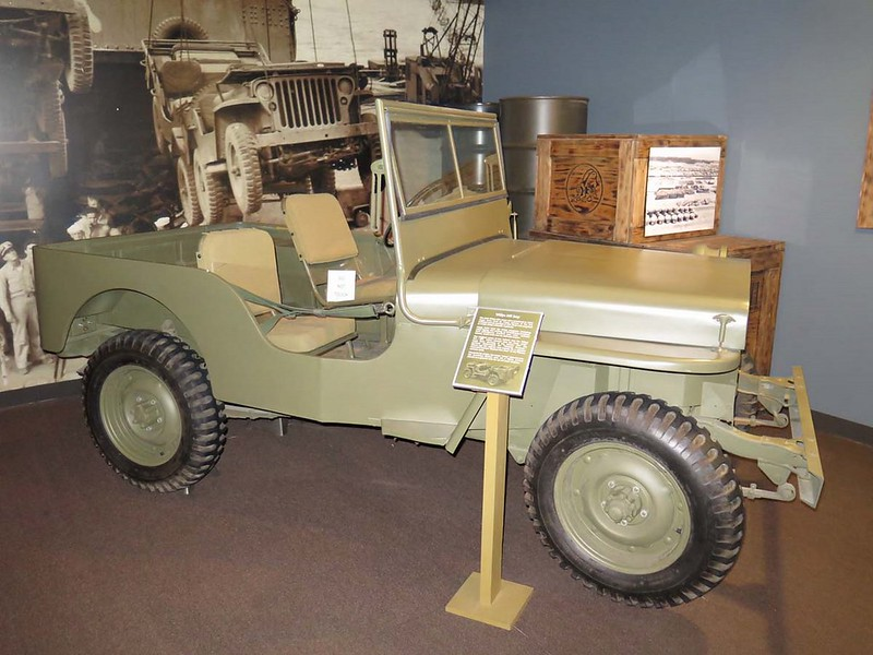 Willis MB Jeep 1