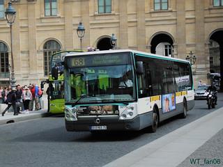 Bus 3275 Paris | by WT_fan06