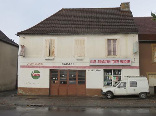 French Village Garage | by Spottedlaurel