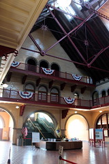 Jersey City: Central Railroad of New Jersey Terminal