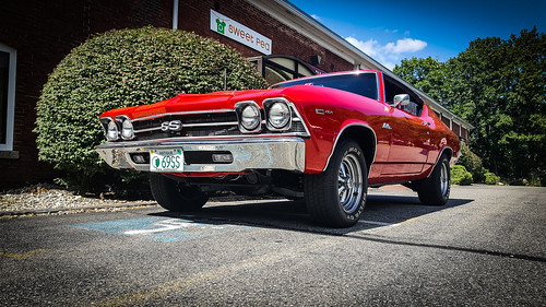 car muscle colorful american chevrolet chevelle classic motor v8 antique malibu newhampshire