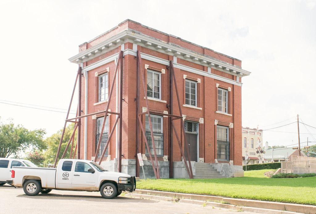 Old Polk County Jail, Livingston, Texas 1708201701 | Flickr