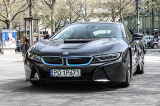 Poland (Poznan) - BMW i8 | by PrincepsLS