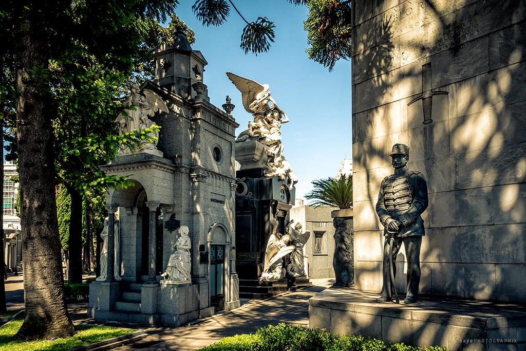Cementerio de la Recoleta II