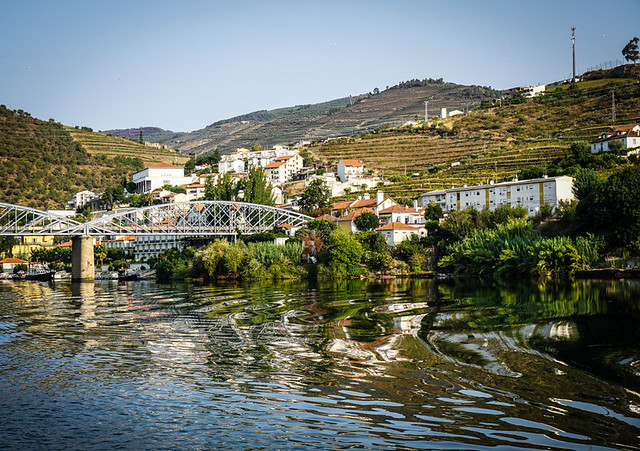 Village on the Douro