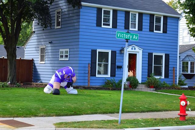 Minnesota Vikings + Victory