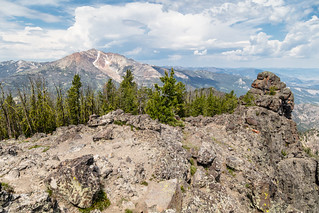 View from Sepulcher Mountain summit | by YellowstoneNPS