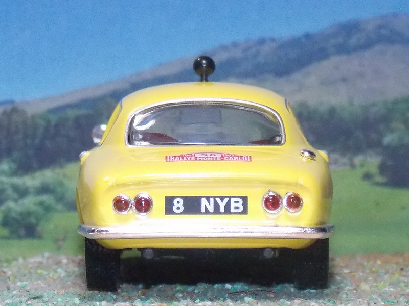 Lotus Elite – Montecarlo 1962