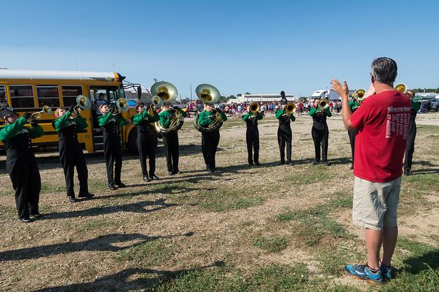 2017 Northeastern - Band Day