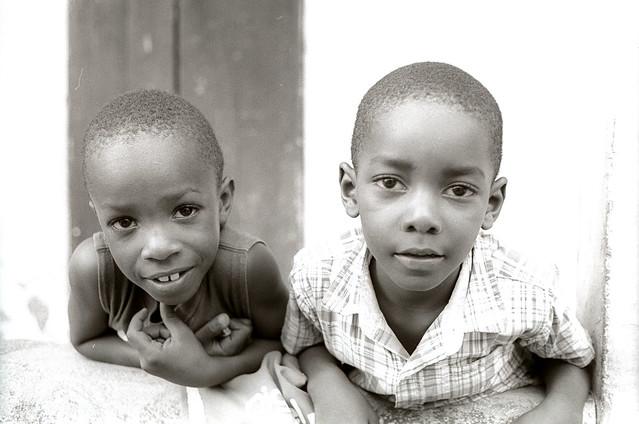 Kids, Les Coteaux, Haiti