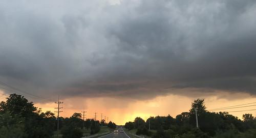 0802 2017 aug sunset weather rain clouds pad