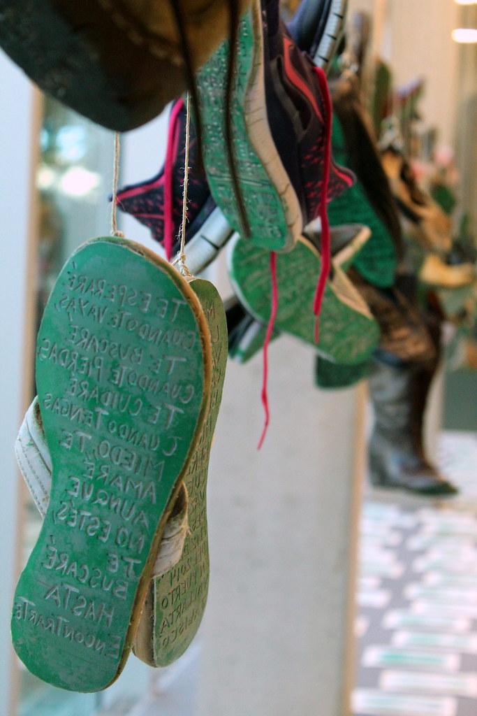 Spuren der Erinnerung - Ausstellungseröffnung und Diskussion zum gewaltsamen Verschwindenlassen in Mexiko